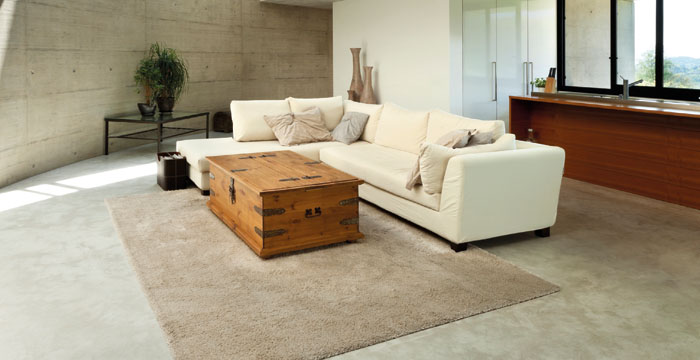 lignoflor beton cir. Black Bedroom Furniture Sets. Home Design Ideas
